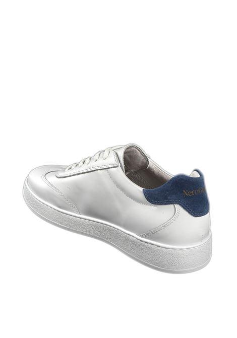 Sneaker helsinki bianco NERO GIARDINI | Sneakers | 001562HELSINKI-707