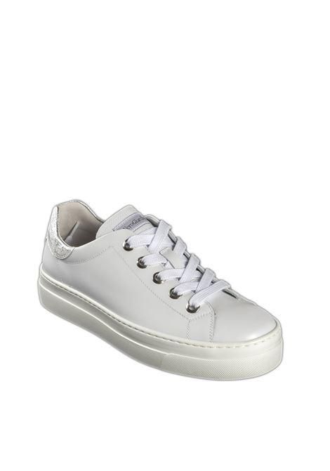 Sneaker oxigen bianco NERO GIARDINI | Sneakers | 010663SKIPPER-707