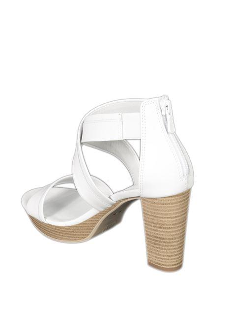 Sandalo loira bianco NERO GIARDINI | Sandali | 012210LOIRA-707