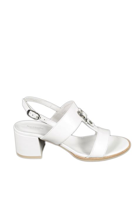 Sandalo tigri bianco NERO GIARDINI | Sandali | 012264TIGRI-707