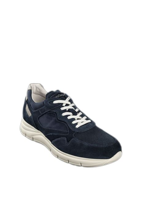 Sneaker colorado blu NERO GIARDINI | Sneakers | 101966COLORADO-207