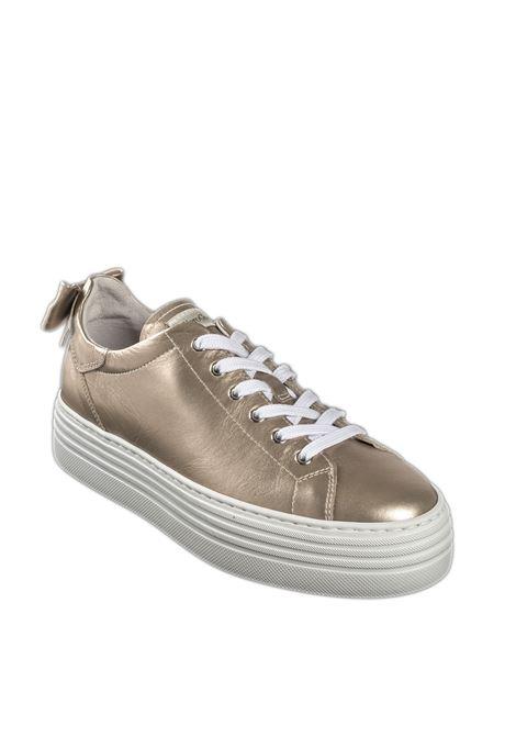 Sneaker oxigen bow oro rosa NERO GIARDINI | Sneakers | 110700OXIGEN-ROSA