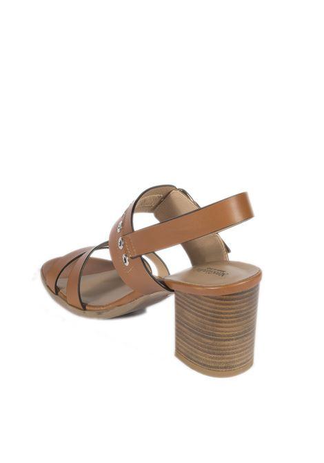 Sandalo armenia cognac NERO GIARDINI | Sandali | 115561ARMENIA-329