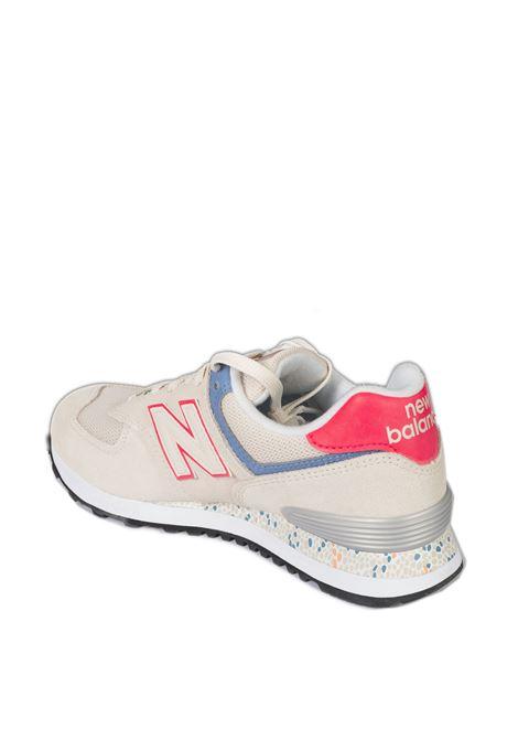 Sneaker 574 grigio chiaro NEW BALANCE | Sneakers | 574DCL2