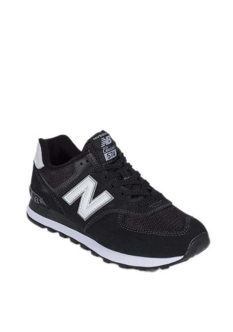Sneaker 574 nero/bianco NEW BALANCE | Sneakers | 574UEE2