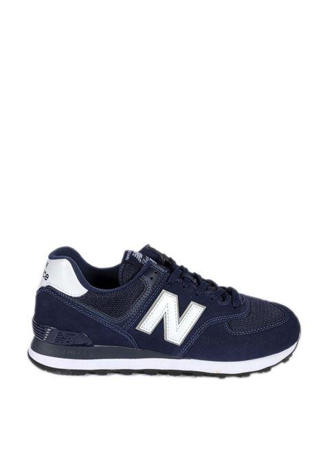 Sneaker 574 blu/bianco NEW BALANCE | Sneakers | 574UEN2