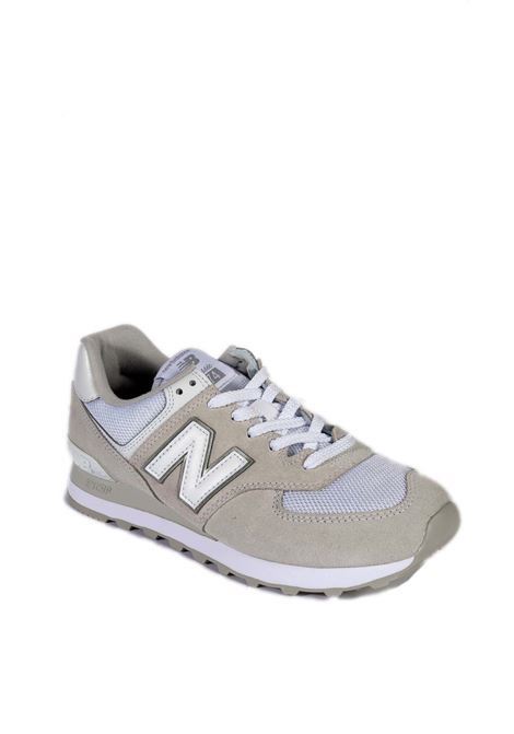 Sneaker 574 bianco NEW BALANCE | Sneakers | 574UES2