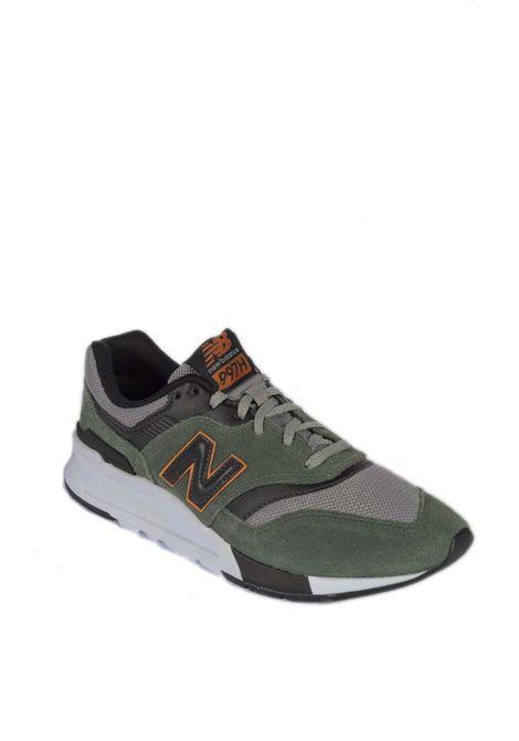 Sneaker 997 verde/nero NEW BALANCE | Sneakers | 997HVS