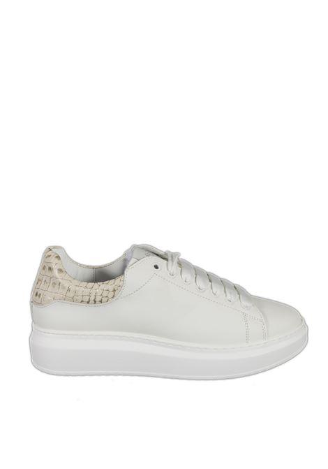 Sneaker angel bianco/oro NIRA RUBENS | Sneakers | ANGELALST-35