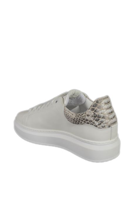 Sneaker angel bianco/pitone NIRA RUBENS | Sneakers | ANGELALST-39