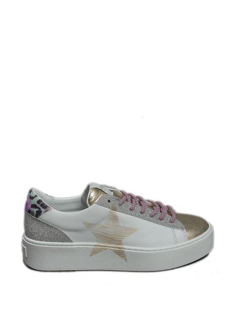 Sneaker cosmopolitan bianco multi NIRA RUBENS | Sneakers | COSMOPOLITANCOST-163