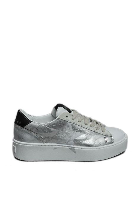 Sneaker cosmopolitan argento/nero NIRA RUBENS | Sneakers | COSMOPOLITANCOST-164