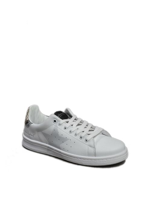 Sneaker daiquiri bianco/argento NIRA RUBENS | Sneakers | DAIQUIRIDACU-230