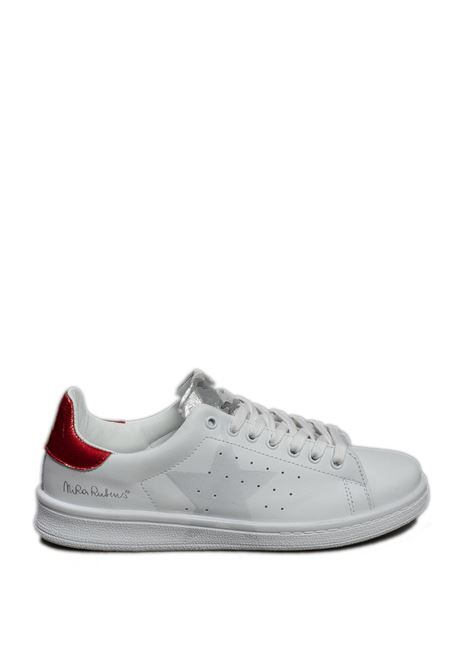 Sneaker daiquiri bianco/rosso NIRA RUBENS | Sneakers | DAIQUIRIDAST-227