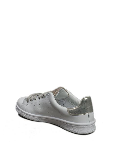 Sneaker daiquiri bianco/oro NIRA RUBENS | Sneakers | DAIQUIRIDAST-231
