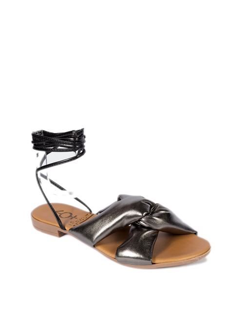Sandalo celia antracite NORMALITY | Sandali flats | CELIANAPPA-ANTRACITE