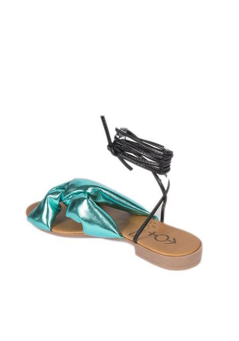 Sandalo celia smeraldo NORMALITY | Sandali flats | CELIANAPPA-SMERALDO