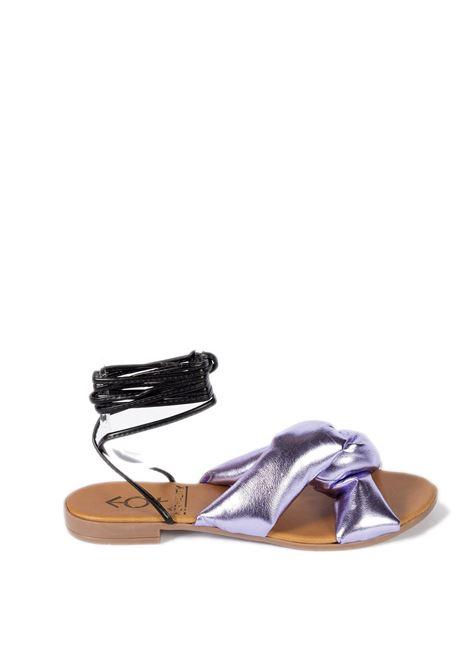 Sandalo celia viola NORMALITY | Sandali flats | CELIANAPPA-TEA ROSE