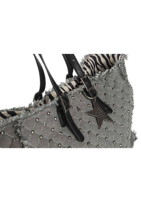 Shopping denim nicole grigio PASH BAG | Borse a mano | 10599NICOLE-GRIGIO