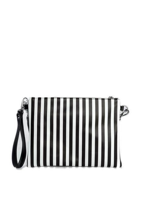 Pochette sophie bianco/nero PASH BAG   Borse mini   10631SOPHIE-BIANCO/NERO