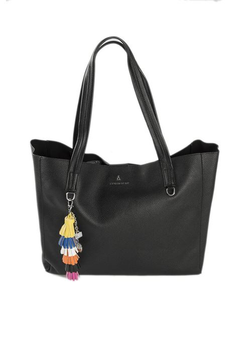 Shopping megan nero PASH BAG | Borse a spalla | 10783MEGAN-NERO