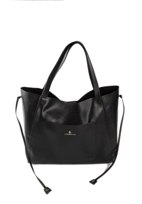 Shopping isabel nero PASH BAG | Borse a spalla | 10876ISABEL-NERO