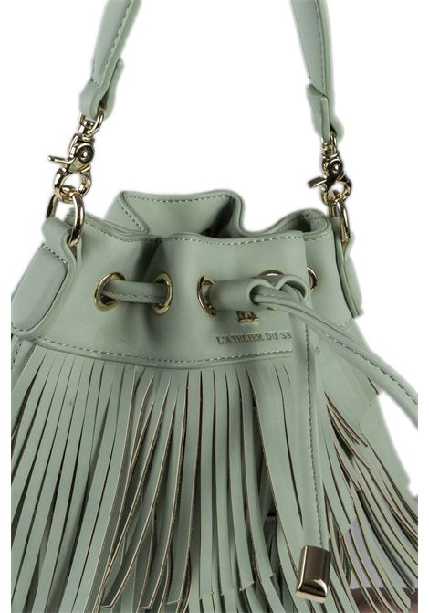 Secchiello dorothy verde PASH BAG | Borse a mano | 10983DOROTHY-CELESTE