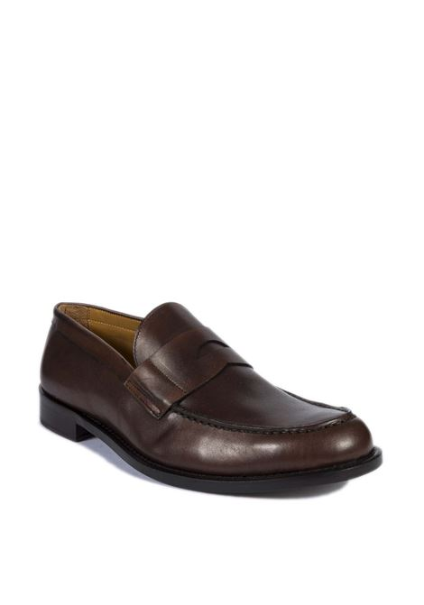 Piccadilly mocassino pelle cuoio PICCADILLY BY PK | Mocassini | T08VIT-SUDAN