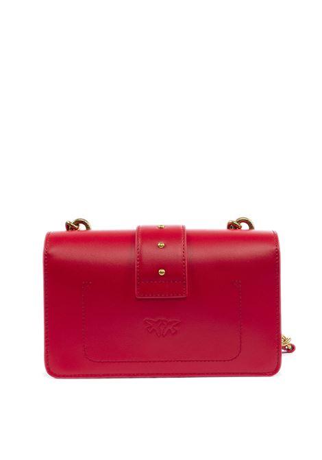 Borsa love simply rosso PINKO | Borse mini | 227MLOVE SIMPLY-R43