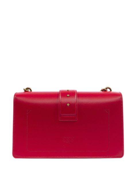 Borsa love simply rosso PINKO | Borse a spalla | 2281LOVE SIMPLY-R43