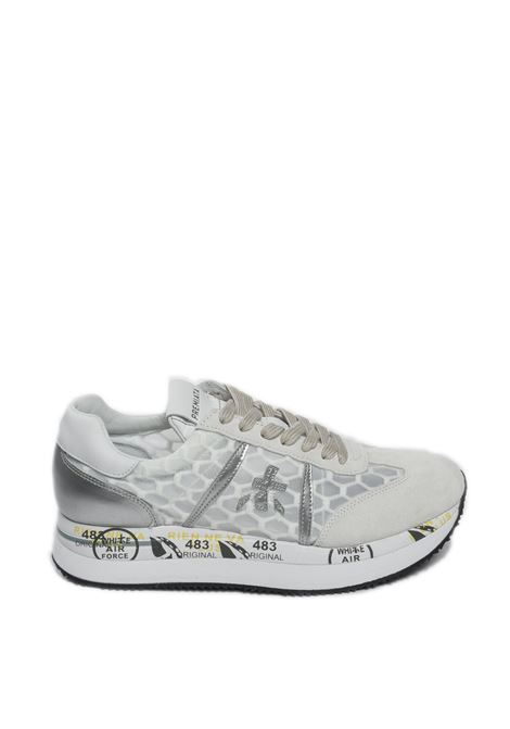 Sneaker conny bianco PREMIATA | Sneakers | CONNYCAM-4618