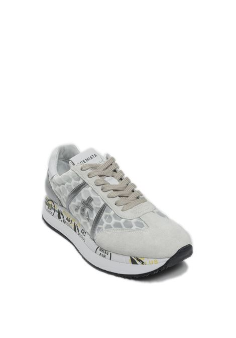 Sneaker conny bianco PREMIATA | Sneakers | CONNYCAM-4618