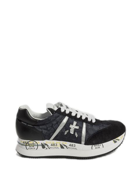 Sneaker conny nero PREMIATA | Sneakers | CONNYCAM-4620