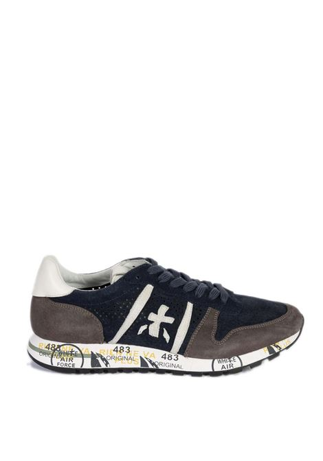 Sneaker eric forato blu PREMIATA | Sneakers | ERICCAM-2118