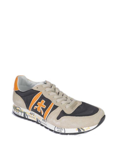 Sneaker eric nero/beige PREMIATA | Sneakers | ERICCAM-5173