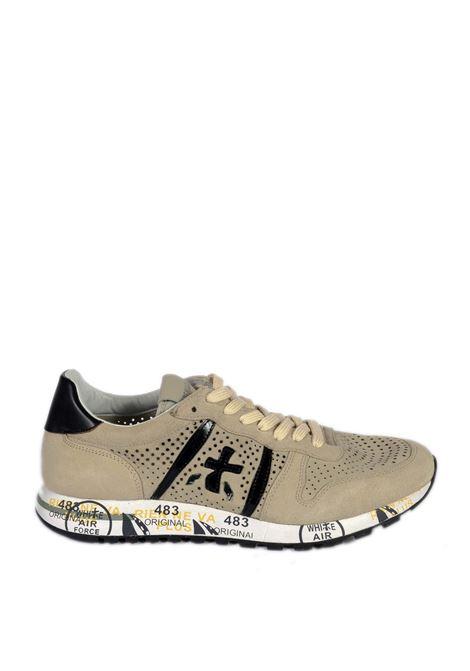 Sneaker eric forato beige PREMIATA | Sneakers | ERICCAM-5256