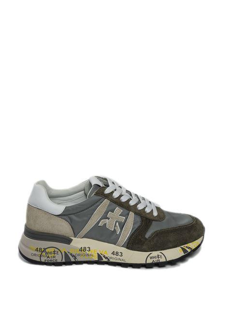 Sneaker lander grigio/marrone PREMIATA | Sneakers | LANDERCAM/NYL-5195