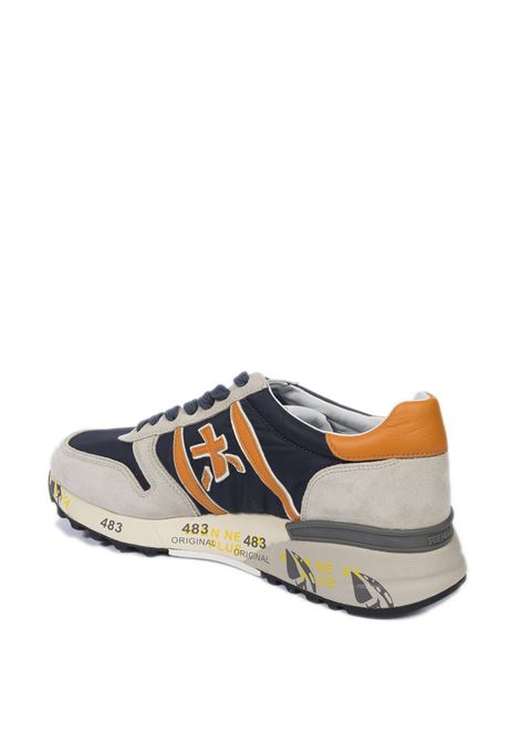 Sneaker lander blu/arancione PREMIATA | Sneakers | LANDERCAM/NYL-5197