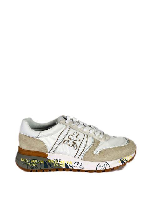 Sneaker lander bianco PREMIATA | Sneakers | LANDERCAM/NYL-5199