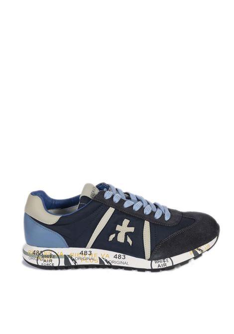 Sneaker lucy blu PREMIATA | Sneakers | LUCYCAM/NYL-1298