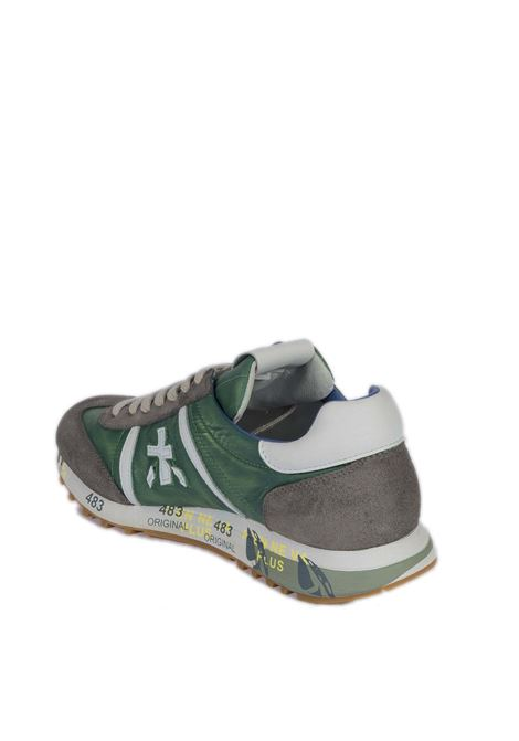 Sneaker lucy verde PREMIATA | Sneakers | LUCYCAM/NYL-4574