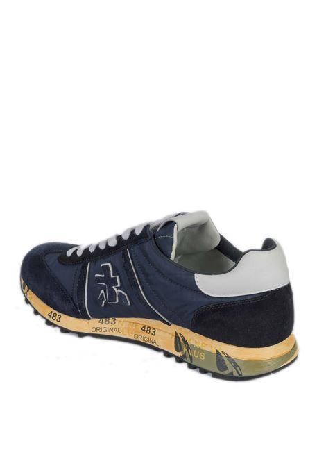 Sneaker lucy blu/bianco PREMIATA | Sneakers | LUCYCAM/NYL-5151