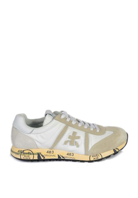 Sneaker lucy bianco PREMIATA | Sneakers | LUCYCAM/NYL-5153