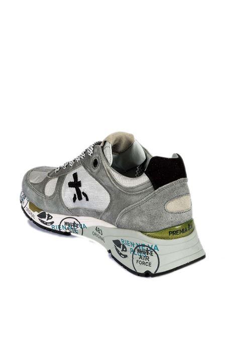 Sneaker mase grigio/bianco PREMIATA | Sneakers | MASECAM/NYL-5165