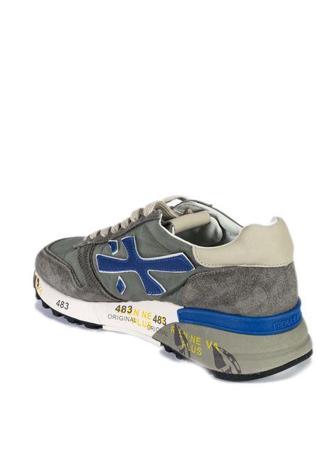 Sneaker mick grigio PREMIATA | Sneakers | MICKCAM/NYL-4563