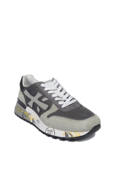 Sneaker mick grigio/bianco PREMIATA | Sneakers | MICKCAM/NYL-5188