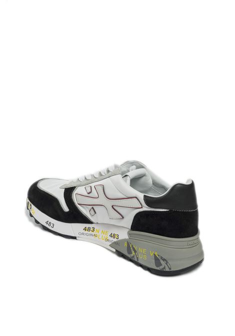 Sneaker mick bianco/nero PREMIATA | Sneakers | MICKCAM/NYL-5189