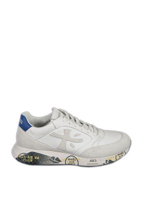 Sneaker zac zac bianco PREMIATA | Sneakers | ZACZACPELLE/CAM-4555