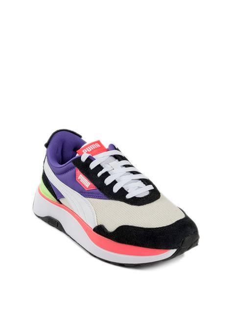 Sneaker cruise rider bianco/rosa PUMA | Sneakers | 375072CRUISE RIDER-04