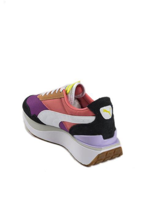 Sneaker cruise rider bianco/giallo PUMA | Sneakers | 375072CRUISE RIDER-05